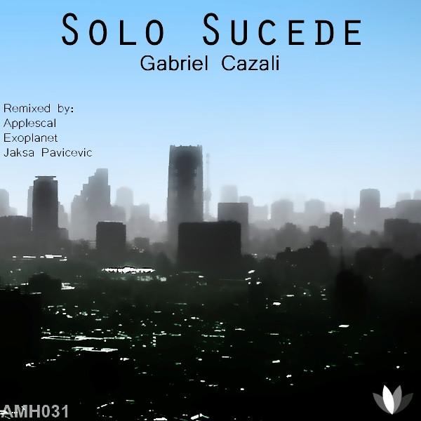 Gabriel Cazali album cover