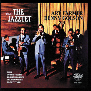 Meet the Jazztet album