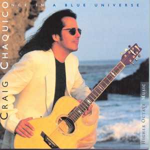 Once in a Blue Universe album