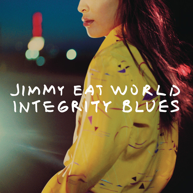Album cover for Integrity Blues by Jimmy Eat World