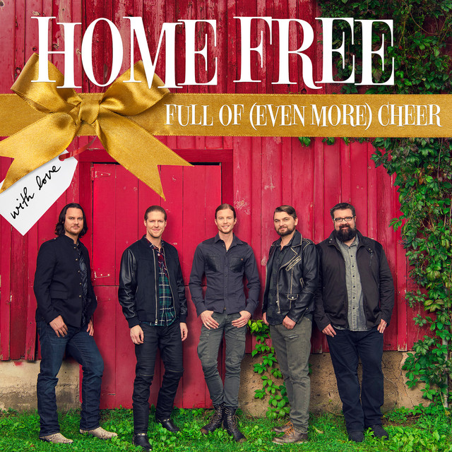 Album cover for Full Of (Even More) Cheer by Home Free