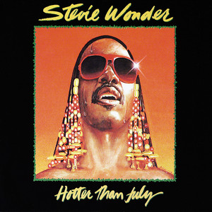 Hotter Than July album