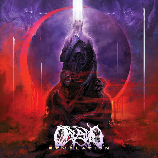 Album cover for Revelation by Oceano