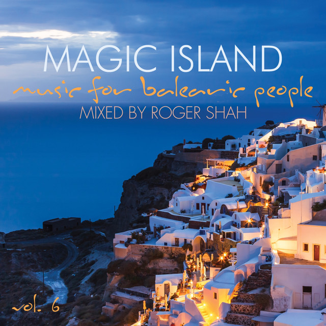 Magic Island - Music for Balearic People, Vol. 6 Albumcover