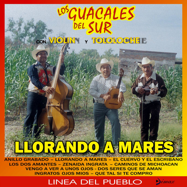 Llorando A Mares By Los Guacales Del Sur On Spotify