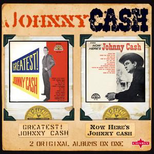 Greatest! / Now Here's Johnny Cash album