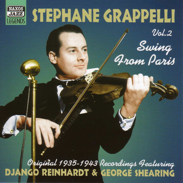 Grappelli, Stephane: Swing From Paris (1935-1943)
