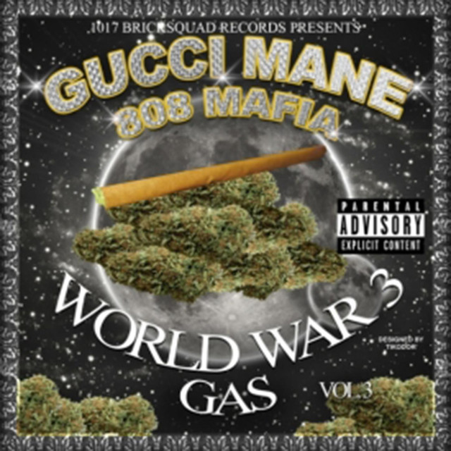 World War 3 (Gas) Albumcover