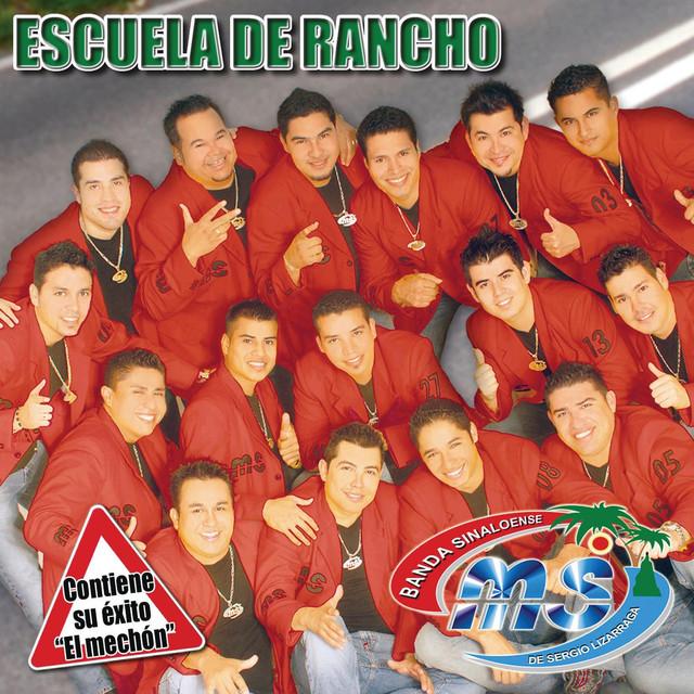 Banda Sinaloense MS de Sergio Lizárraga album cover