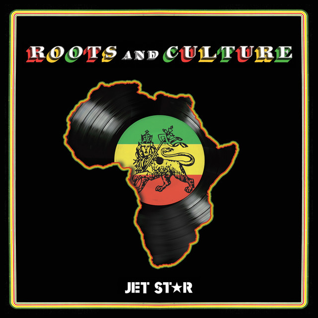 Album cover for Roots and Culture by Various Artists