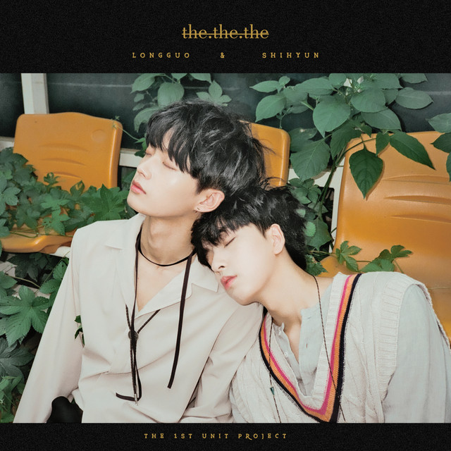 Album cover for the.the.the by LONGGUO, SHIHYUN