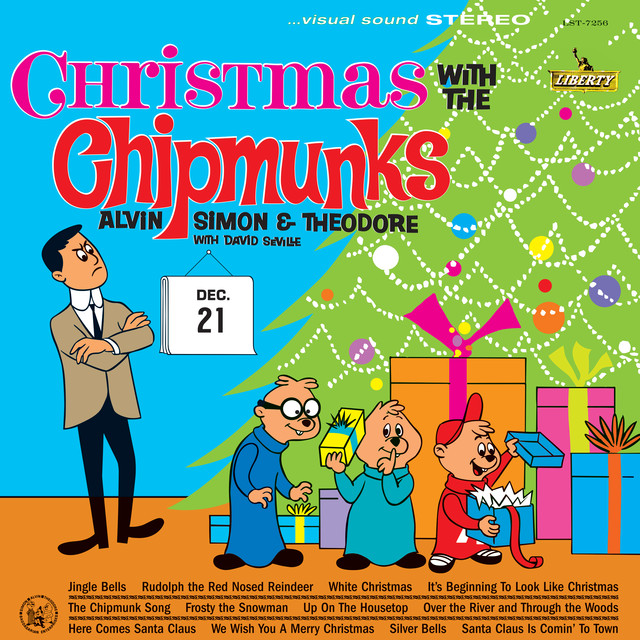 Alvin And The Chipmunks Christmas.Christmas With The Chipmunks By Alvin The Chipmunks On Spotify