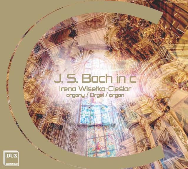 J.S. Bach in C Albumcover