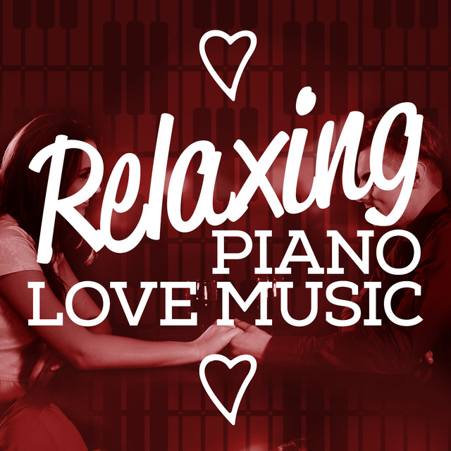 Relaxing Piano Love Music Albumcover