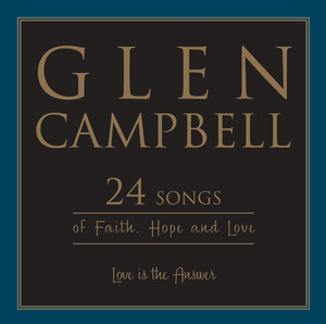 Glen Campbell How Could I Ask for More cover