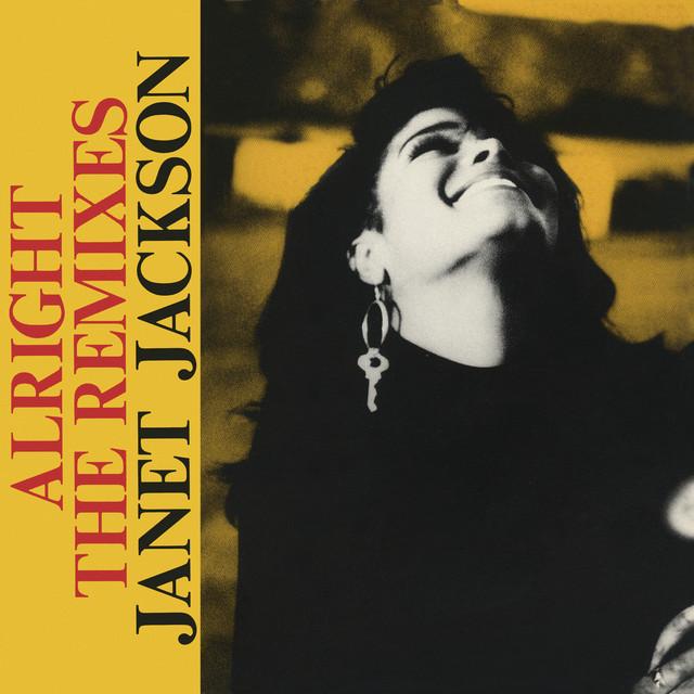 Alright (90) album cover