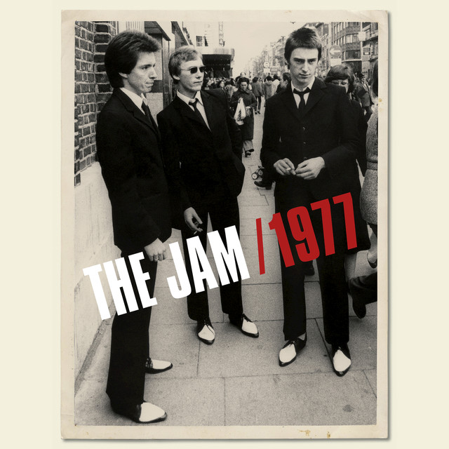 Album cover for 1977 by The Jam