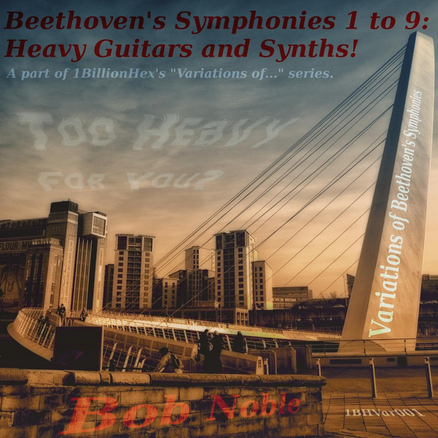 Beethoven's 9th Symphony, 2nd Movement, a song by Bob Noble