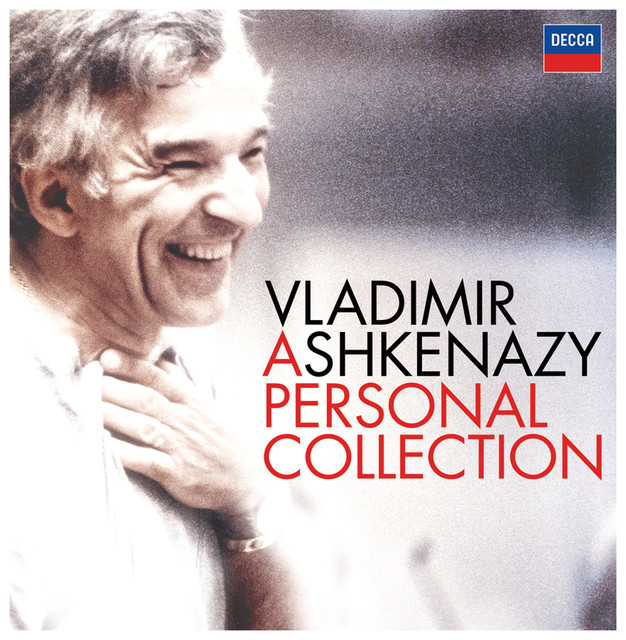 Vladimir Ashkenazy - A Personal Collection Albumcover