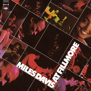Miles Davis At Fillmore: Live At The Fillmore East Albumcover