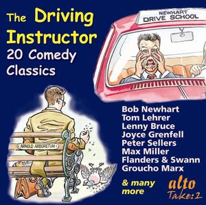 The Driving Instructor - 20 Comedy Classics album