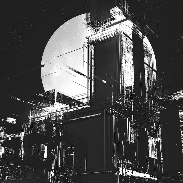 Album cover for New Model by Perturbator