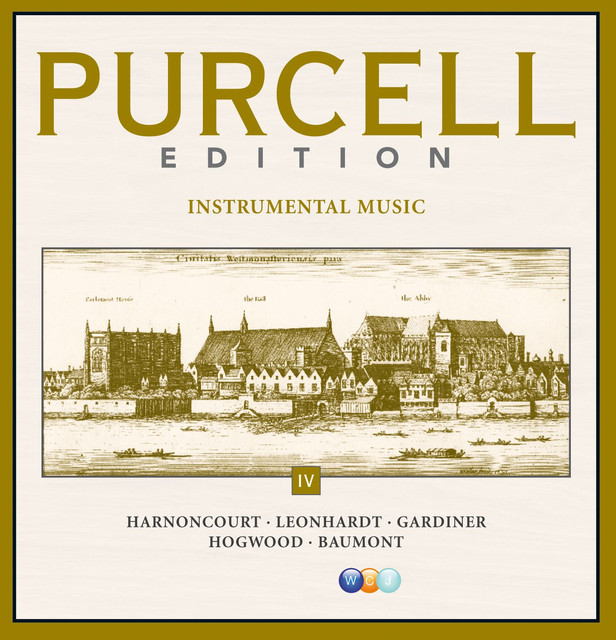 Purcell Edition Volume 4 : Instrumental Music