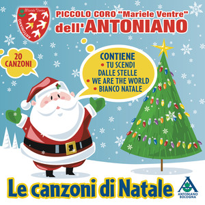 Canzoni Del Natale.Piccolo Coro Mariele Ventre Dell Antoniano Le Canzoni
