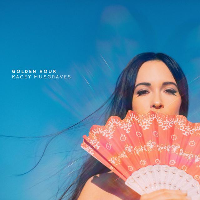 Skivomslag för Kacey Musgraves: Golden Hour