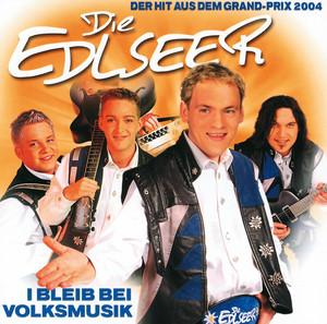 I Bleib Bei Volksmusik Albumcover