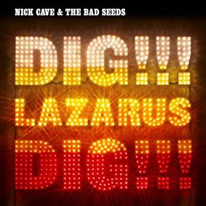 Dig, Lazarus, Dig!!! Albumcover