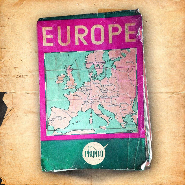 Album cover for Europe by Pronto