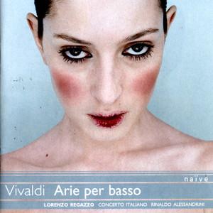 Vivaldi: Arie per basso Albumcover