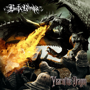 Year of the Dragon Albumcover