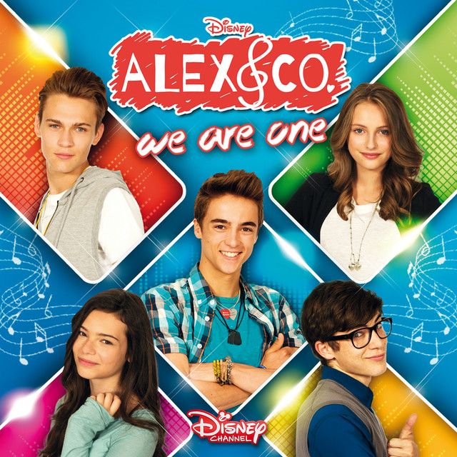 Alex co we are one by various artists on spotify for Karaoke alex e co