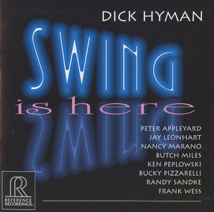 Swing Is Here album