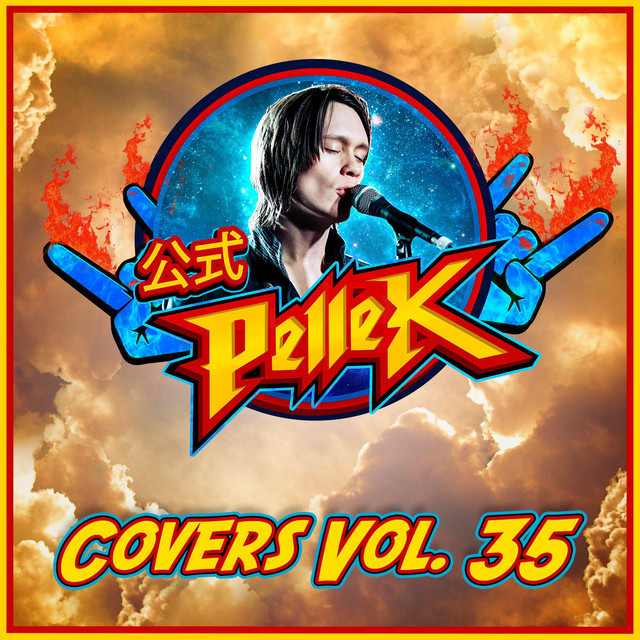 Album cover for Covers, Vol. 35 by PelleK