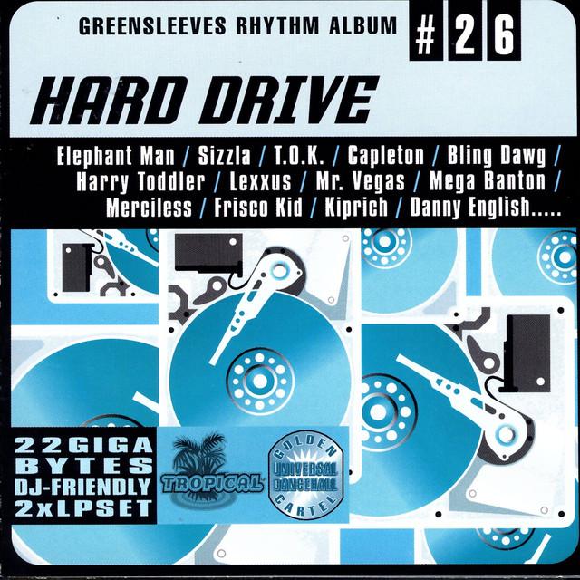 Hard Drive album cover