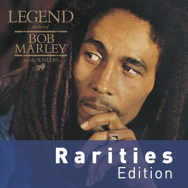 Bob Marley & The Wailers Legend (Rarities Edition) album cover