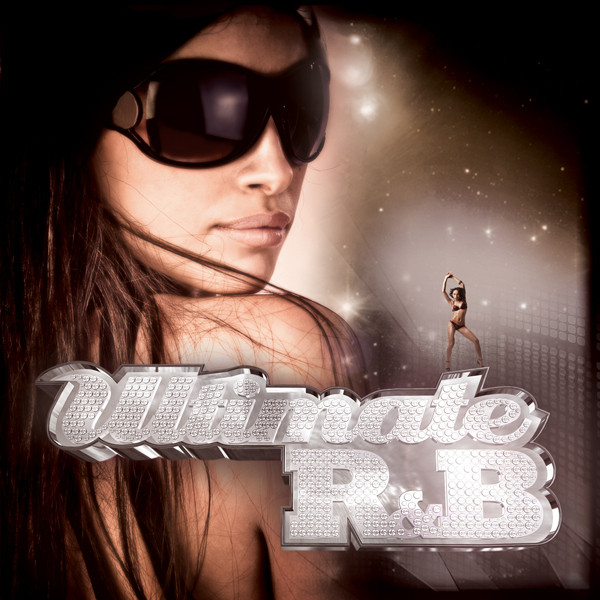 Various Artists Ultimate R&B 2009 (International Version) album cover