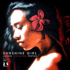 J Boog, Peetah Sunshine Girl cover