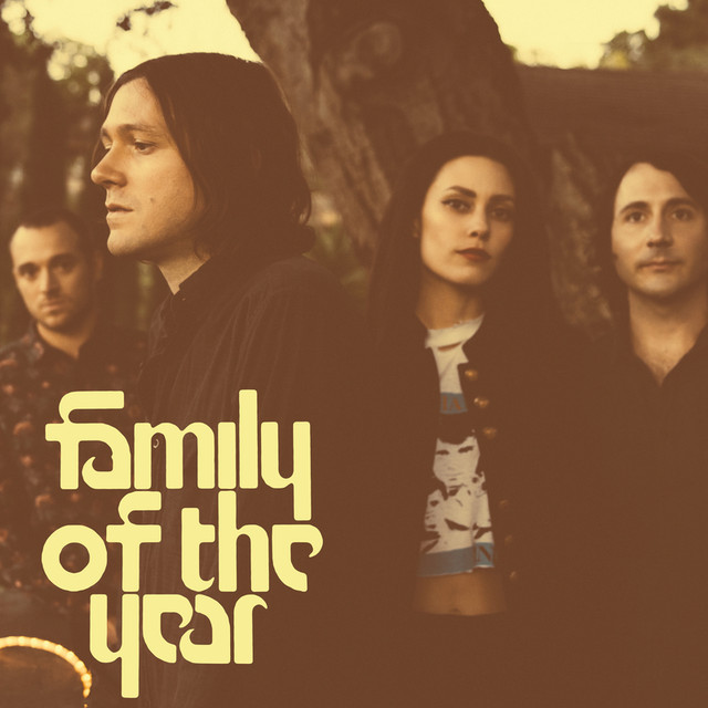 Family Of The Year Albumcover
