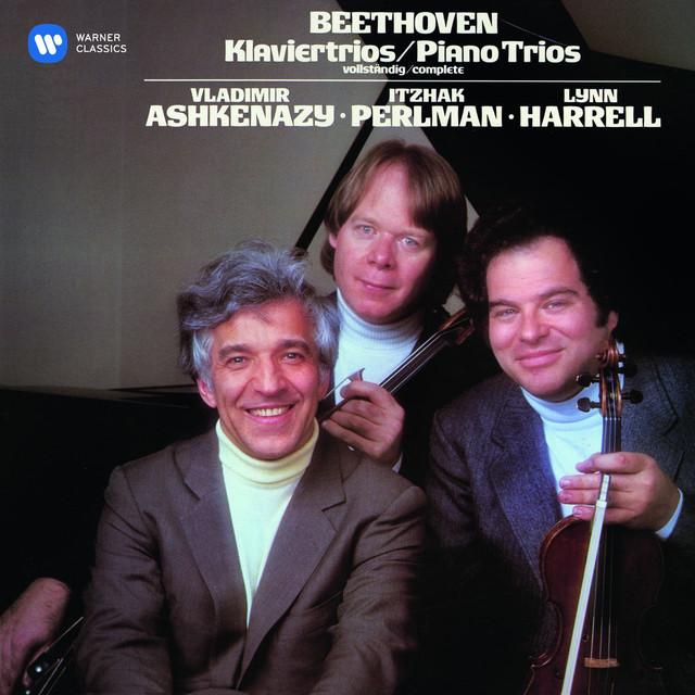 Beethoven: Complete Piano Trios Albumcover
