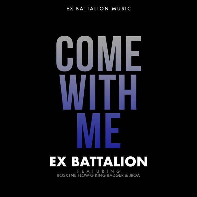 Come with Me (feat. Bosx1ne, Flow-G, King Badger & Jroa)