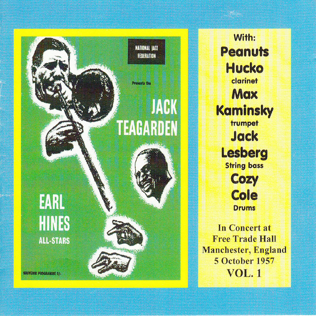 In Concert at Free Trade Hall, Manchester 1957: Vol. 1