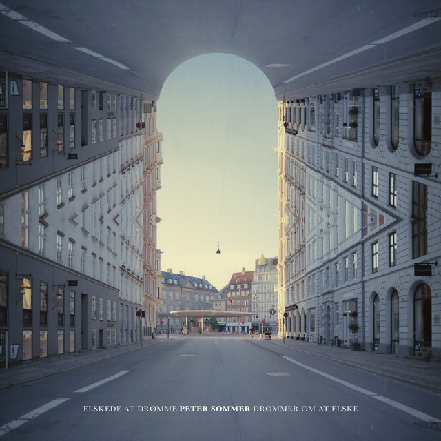 Album cover for Elskede At Drømme, Drømmer Om At Elske by Peter Sommer