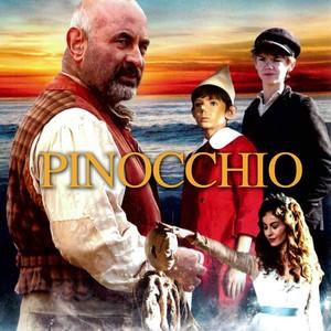 Pinocchio Albumcover