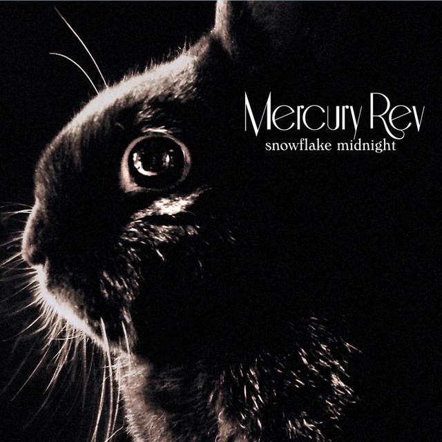 Skivomslag för Mercury Rev: Snowflake Midnight