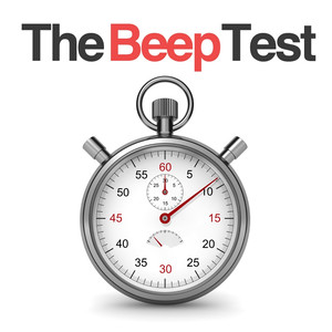 The Beep Test: The Best 20 Metre and 15 Metre Bleep Test for Personal Fitness & Recruitment Practice to the Police, RAF, Army, Fire Brigade, Royal Air Force, Royal Navy and the Emergency Services -