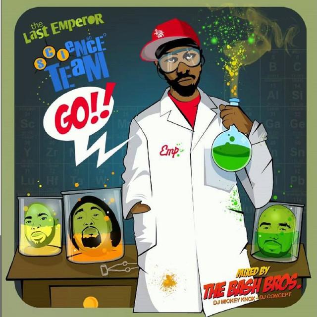 The Last Emperor Science Team...Go! album cover